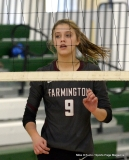 CIAC Girls Volleyball; #4 Guilford 3 vs #5 Farmington 0, Photo 018