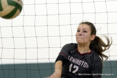 CIAC Girls Volleyball; #4 Guilford 3 vs #5 Farmington 0, Photo 023