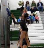 CIAC Girls Volleyball; #4 Guilford 3 vs #5 Farmington 0, Photo 071