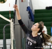 CIAC Girls Volleyball; #4 Guilford 3 vs #5 Farmington 0, Photo 092