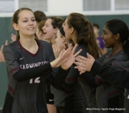 CIAC Girls Volleyball; #4 Guilford 3 vs #5 Farmington 0, Photo 245