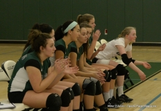 CIAC Girls Volleyball; #4 Guilford 3 vs #5 Farmington 0, Photo 258