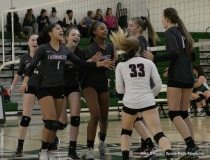 CIAC Girls Volleyball; #4 Guilford 3 vs #5 Farmington 0, Photo 310