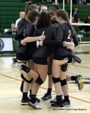 CIAC Girls Volleyball; #4 Guilford 3 vs #5 Farmington 0, Photo 322