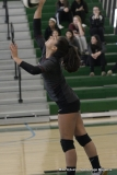 CIAC Girls Volleyball; #4 Guilford 3 vs #5 Farmington 0, Photo 335
