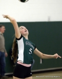 CIAC Girls Volleyball; #4 Guilford 3 vs #5 Farmington 0, Photo 349
