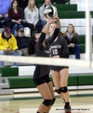 CIAC Girls Volleyball; #4 Guilford 3 vs #5 Farmington 0, Photo 378