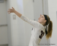 CIAC Girls Volleyball; #4 Guilford 3 vs #5 Farmington 0, Photo 386