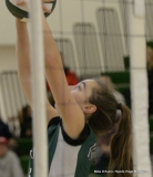 CIAC Girls Volleyball; #4 Guilford 3 vs #5 Farmington 0, Photo 391