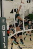 CIAC Girls Volleyball; #4 Guilford 3 vs #5 Farmington 0, Photo 400