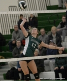 CIAC Girls Volleyball; #4 Guilford 3 vs #5 Farmington 0, Photo 411