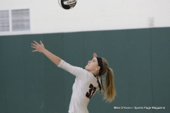 CIAC Girls Volleyball; #4 Guilford 3 vs #5 Farmington 0, Photo 413