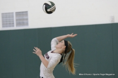 CIAC Girls Volleyball; #4 Guilford 3 vs #5 Farmington 0, Photo 414