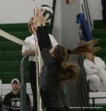CIAC Girls Volleyball; #4 Guilford 3 vs #5 Farmington 0, Photo 419
