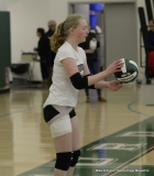 CIAC Girls Volleyball; #4 Guilford 3 vs #5 Farmington 0, Photo 440