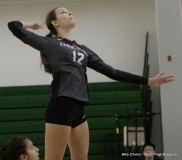 CIAC Girls Volleyball; #4 Guilford 3 vs #5 Farmington 0, Photo 487