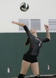 CIAC Girls Volleyball; #4 Guilford 3 vs #5 Farmington 0, Photo 496