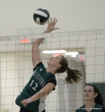 CIAC Girls Volleyball; #4 Guilford 3 vs #5 Farmington 0, Photo 530