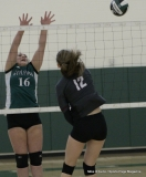 CIAC Girls Volleyball; #4 Guilford 3 vs #5 Farmington 0, Photo 549