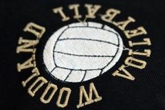 CIAC Girls Volleyball; Wolcott 0 vs. Woodland 3 - Photo # (00a)