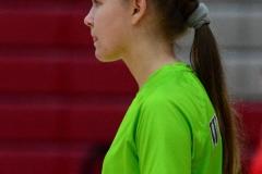CIAC Girls Volleyball; Wolcott 0 vs. Woodland 3 - Photo # (120)