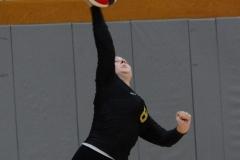CIAC Girls Volleyball; Wolcott 0 vs. Woodland 3 - Photo # (168)