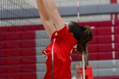 CIAC Girls Volleyball; Wolcott 0 vs. Woodland 3 - Photo # (179)