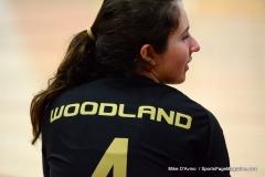 CIAC Girls Volleyball; Wolcott 0 vs. Woodland 3 - Photo # (18)