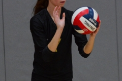 CIAC Girls Volleyball; Wolcott 0 vs. Woodland 3 - Photo # (183)