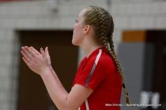 CIAC Girls Volleyball; Wolcott 0 vs. Woodland 3 - Photo # (210)