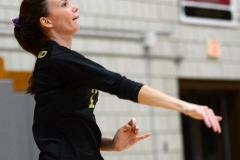 CIAC Girls Volleyball; Wolcott 0 vs. Woodland 3 - Photo # (222)