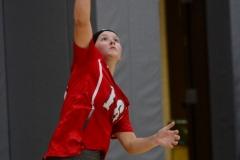 CIAC Girls Volleyball; Wolcott 0 vs. Woodland 3 - Photo # (29)