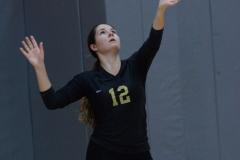 CIAC Girls Volleyball; Wolcott 0 vs. Woodland 3 - Photo # (378)