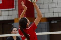 CIAC Girls Volleyball; Wolcott 0 vs. Woodland 3 - Photo # (472)