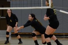 CIAC Girls Volleyball; Wolcott 0 vs. Woodland 3 - Photo # (491)