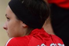 CIAC Girls Volleyball; Wolcott 0 vs. Woodland 3 - Photo # (498)
