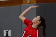 CIAC Girls Volleyball; Wolcott 0 vs. Woodland 3 - Photo # (505)