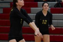 CIAC Girls Volleyball; Wolcott 0 vs. Woodland 3 - Photo # (533)