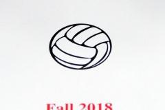 CIAC Girls Volleyball; Wolcott vs. Lewis Mills - Photo # (1)