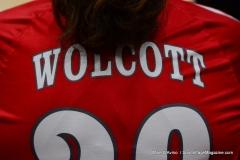 CIAC Girls Volleyball; Wolcott vs. Lewis Mills - Photo # (130)