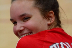 CIAC Girls Volleyball; Wolcott vs. Lewis Mills - Photo # (131)