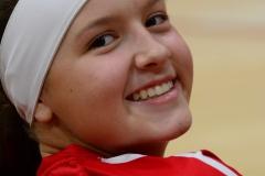 CIAC Girls Volleyball; Wolcott vs. Lewis Mills - Photo # (132)
