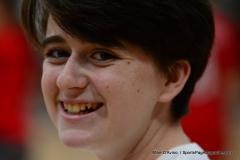 CIAC Girls Volleyball; Wolcott vs. Lewis Mills - Photo # (141)