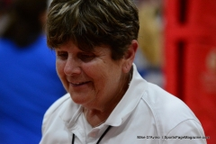 CIAC Girls Volleyball; Wolcott vs. Lewis Mills - Photo # (142)