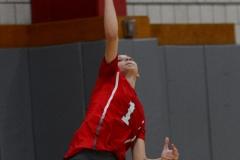 CIAC Girls Volleyball; Wolcott vs. Lewis Mills - Photo # (48)