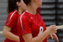CIAC Girls Volleyball; Wolcott vs. Lewis Mills - Photo # (54)