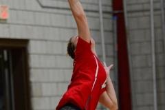 CIAC Girls Volleyball; Wolcott vs. Lewis Mills - Photo # (86)