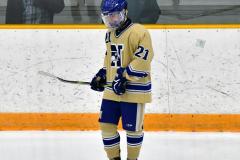CIACT D3 Ice Hockey; #8 Newtown 7 vs. #9 Wilton 2 - Photo # 1415