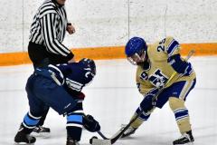 CIACT D3 Ice Hockey; #8 Newtown 7 vs. #9 Wilton 2 - Photo # 1486