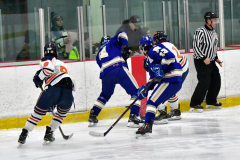 CIAC Ice Hockey; L.H.- H-K, Cogin. 8 vs Newtown 1 - Photo # (255)